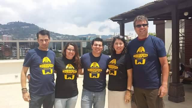 Preparing the Riverboarding World Championship in Guatemala