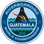 Logo officiel du RWC 2015 Guatemala